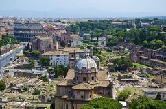 Old Rome, Italy Royalty Free Stock Photography