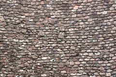 Old roof background - RAW format Royalty Free Stock Images