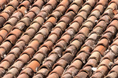 Old roof Royalty Free Stock Photo
