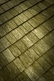 Old roof slate Stock Photography