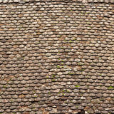 Old roof texture Stock Photography