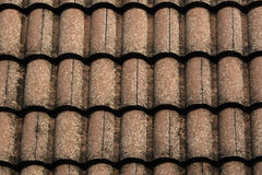 Old Roof textures Royalty Free Stock Image