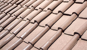 Old roof tile Royalty Free Stock Photos