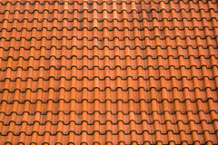 Old Roof Tile as Background stock photos