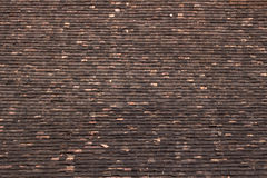 Old roof tile texture Stock Photography