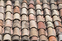 Old roof Royalty Free Stock Photos