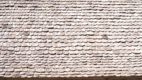 Old roof wooden background. Close up old roof wooden background Royalty Free Stock Image
