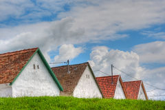 Old roofs Royalty Free Stock Image