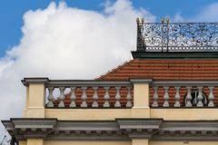Old roofs of Berlin. Stock Photo