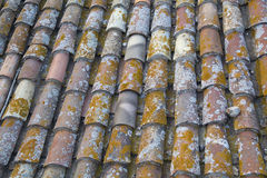 Old rooftops Royalty Free Stock Images