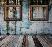 Old room Royalty Free Stock Photo