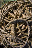 Old rope Royalty Free Stock Image