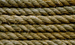 Old rope Stock Images