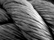 Old rope Royalty Free Stock Photos