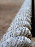 Old rope Royalty Free Stock Photography