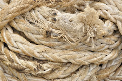 Free Old Rope Background Stock Image - 28570581