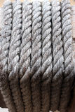 Old  Rope  for background Royalty Free Stock Photos