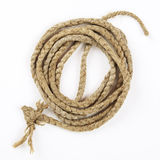 Old rope Stock Image
