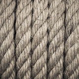 Old rope texture Stock Photography