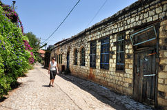 Old Rosh Pinna. Rosh Pinna town located in the Upper Galilee on the Northern District of Israel Stock Photography