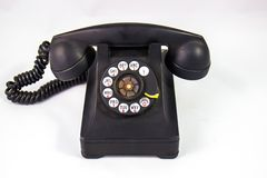 Old Rotary Style Telephone Royalty Free Stock Image