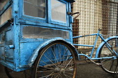 Old Roti Rickshaw Stock Images