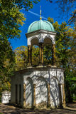 Old rotonda in Petrin Hill Royalty Free Stock Images