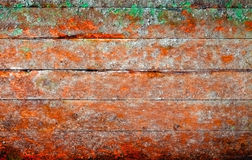 Old rotten boards - background in style of a retro Royalty Free Stock Photo