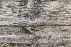 Old Rotten Cracked Knotted Floorboards Surface Texture Detail Royalty Free Stock Photo