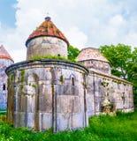 The old rotunda church Stock Image