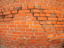 Old rough brick wall Royalty Free Stock Image