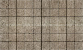 Old rough concterte tiles seamless Royalty Free Stock Photos