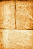 Old rough paper background. Old brown paper background with space for text or image Stock Photography