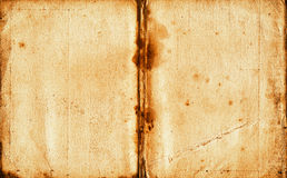 Old rough paper background. Very old brown paper background with space for text or image Royalty Free Stock Images