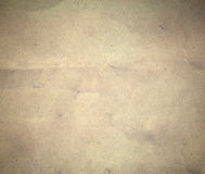 Old rough paper texture Royalty Free Stock Images