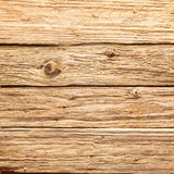 Old rough rustic wooden background texture Royalty Free Stock Image