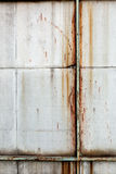 Old rough textured concrete panels. Stock Photography