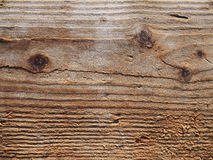 Old rough wood planks background, grain wooden texture Stock Images