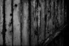 Grayscale wood texture. Old rough wooden boards texture background. Grayscale. close up stock photography