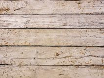 Old rough wooden textured background. Rustic wood wall. Text space, empty template