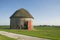 Free Old Round Barn Stock Photo - 10737510