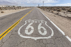 Old Route 66 Royalty Free Stock Images
