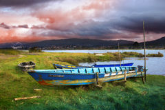 Free Old Row Boats Stock Photo - 4833200