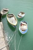 Old row boats Royalty Free Stock Image