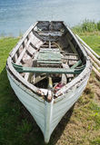 Old rowboat Royalty Free Stock Photo
