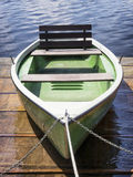 Old rowboat Stock Photos