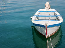 Old rowboat Royalty Free Stock Image