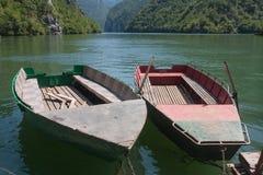 Old Rowboats Stock Photos