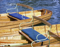 Old rowboats Royalty Free Stock Photography