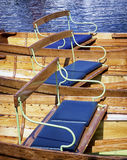 Old rowboats Royalty Free Stock Photos